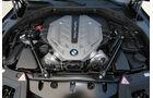 BMW 550i, motor