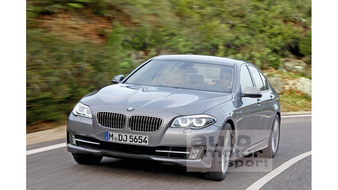 BMW 5er 2013