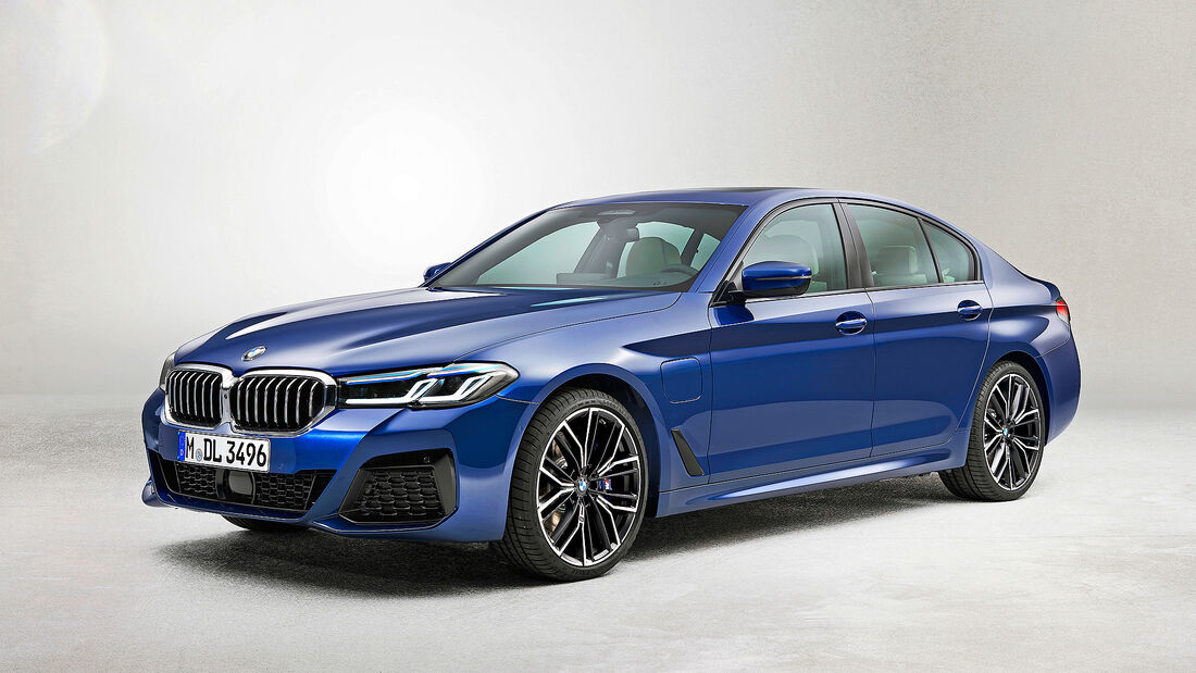 BMW 5er, Autonis 2020