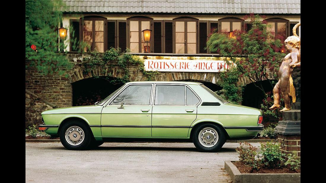 BMW 5er Baujahr 1972