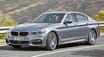 BMW 5er, Best Cars 2020, Kategorie E Obere Mittelklasse