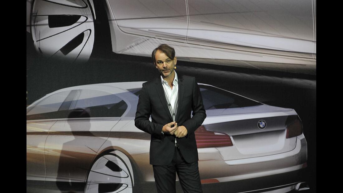 BMW 5er Designer