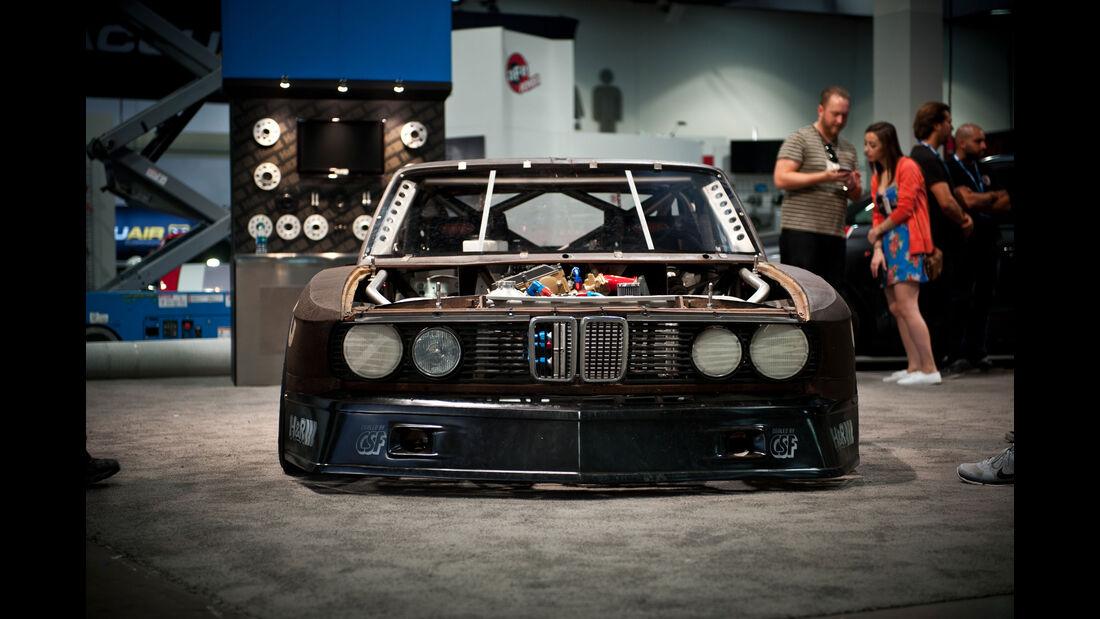 "BMW 5er E28 - ""Rusty Slammington"" - Mike Burroughs"