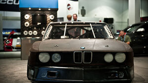 "BMW 5er E28 - ""Rusty Slammington"" - Mike Burroughs"