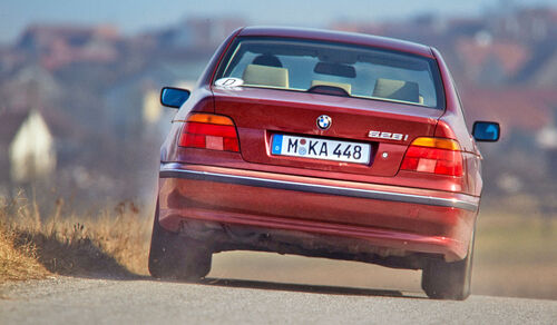 BMW 5er E39 (1995-2004) Kaufberatung