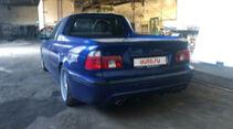 BMW 5er E39 Pickup Umbau Russland