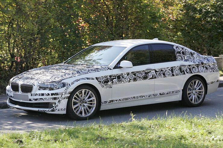 BMW 5er Erlkönig