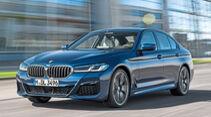 BMW 5er, Exterieur