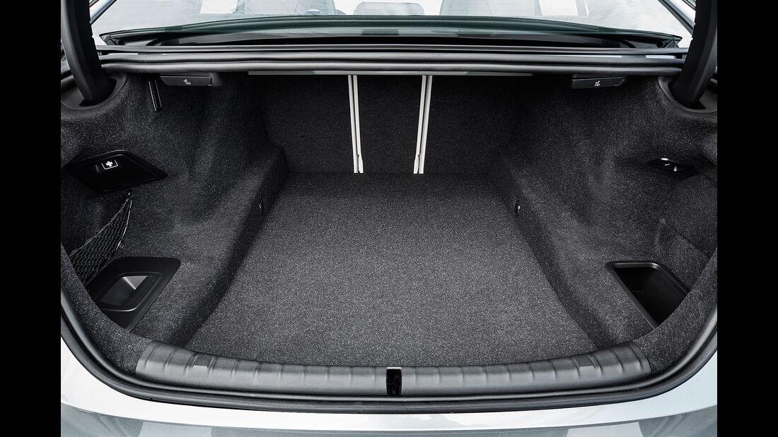BMW 5er G30 (2017) Limousine Kofferraum