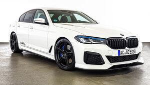 BMW 5er G30 LCI ac schnitzer