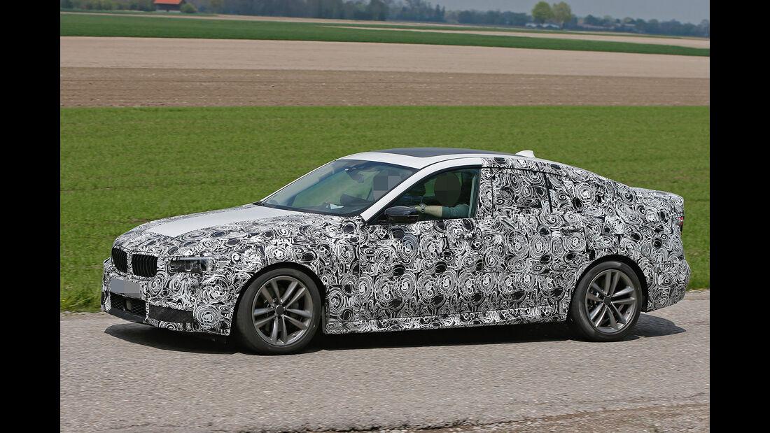 BMW 5er GT Erlkönig