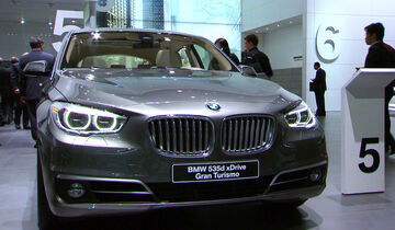 BMW 5er GT Facelift