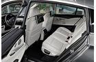 BMW 5er Gran Tourismo, Facelift 2013, Rückbank