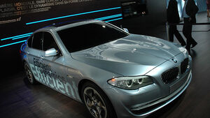 BMW 5er Hybrid