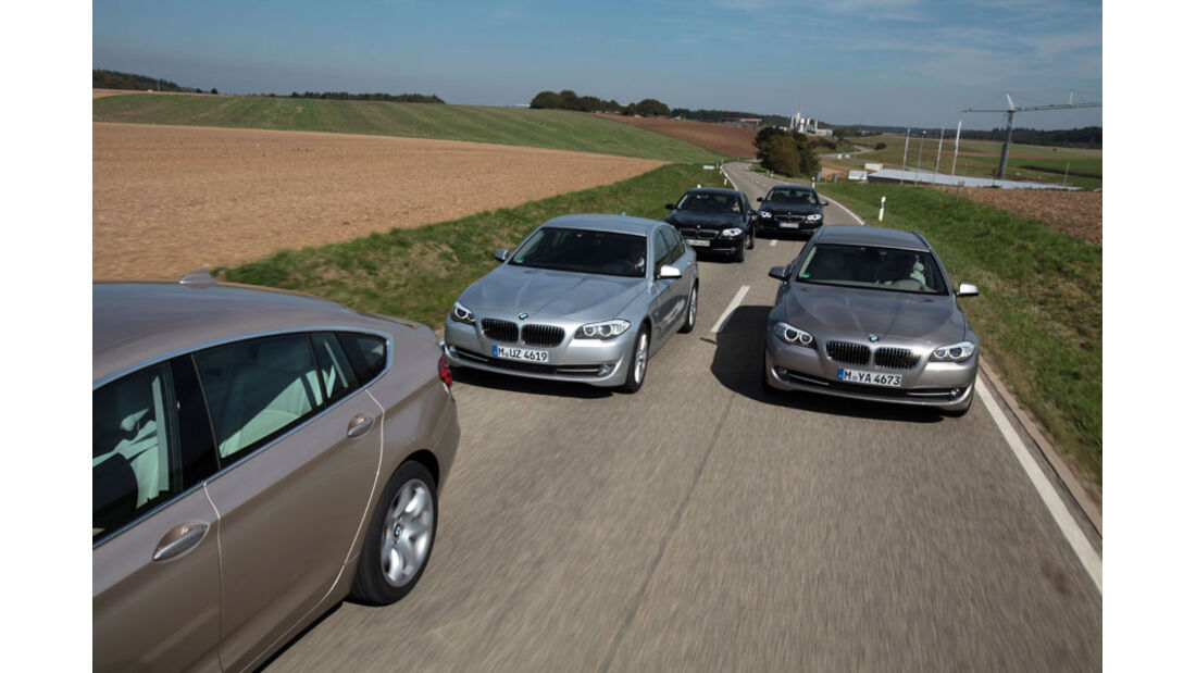 BMW 5er Kaufberatung