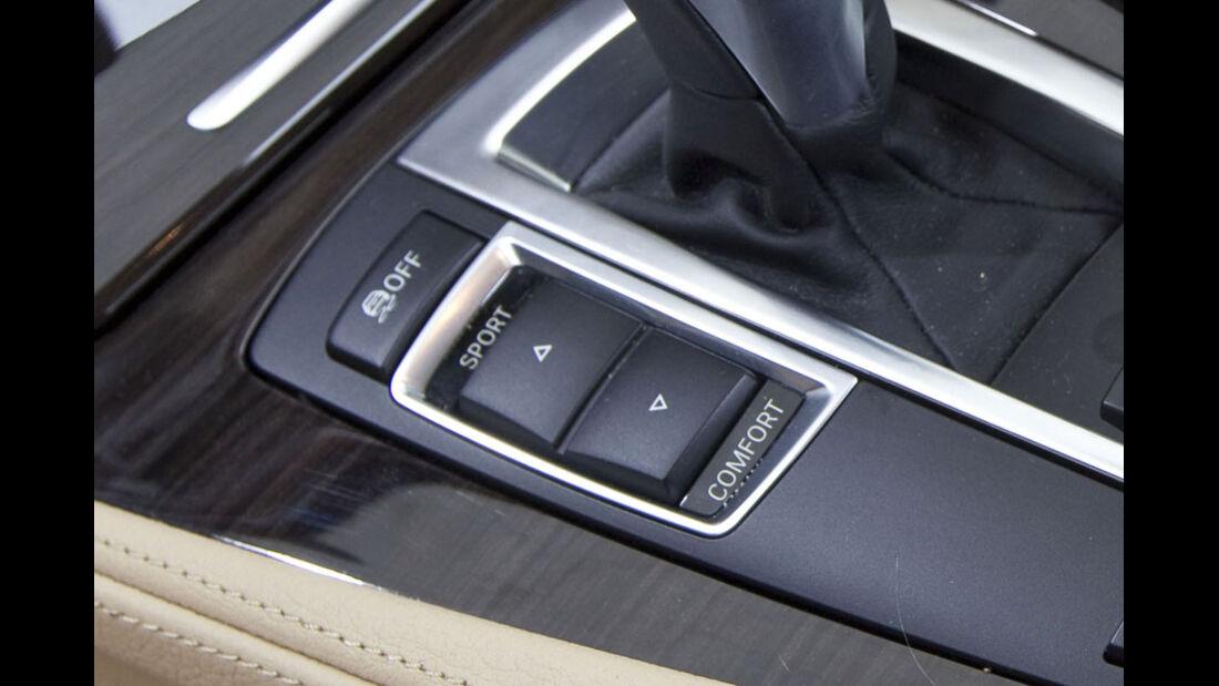 BMW 5er Kaufberatung, Adaptive Dämpfer