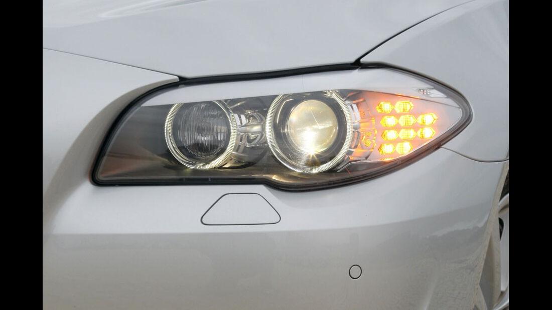 BMW 5er Kaufberatung, Adaptives Kurven-Xenonlicht
