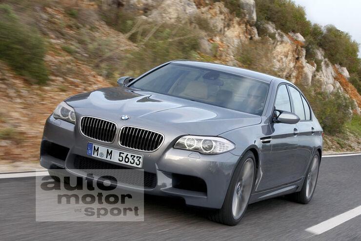 BMW 5er Kaufberatung, BMW M5