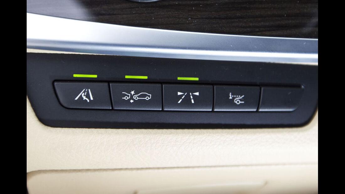 BMW 5er Kaufberatung, Fahrerassistenzsysteme