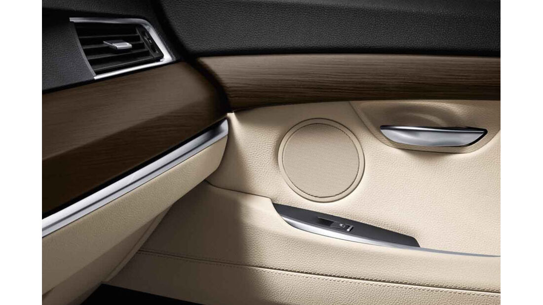 BMW 5er Kaufberatung, HiFi-System