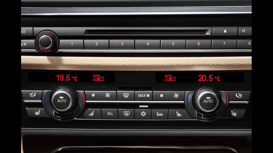 BMW 5er Kaufberatung, Klimaautomatik