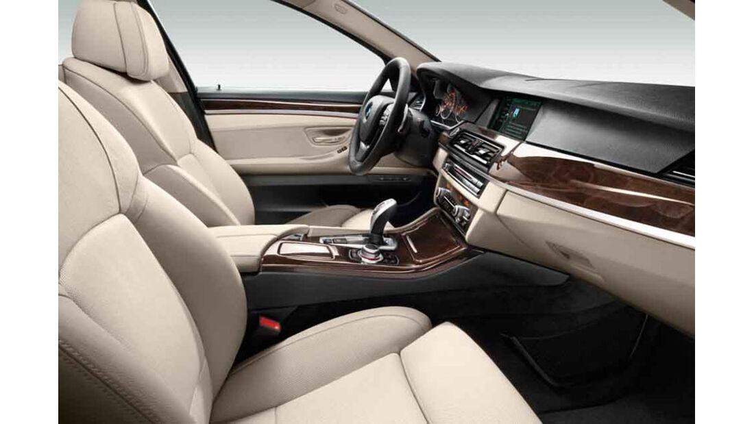 BMW 5er Kaufberatung, Lederausstattung