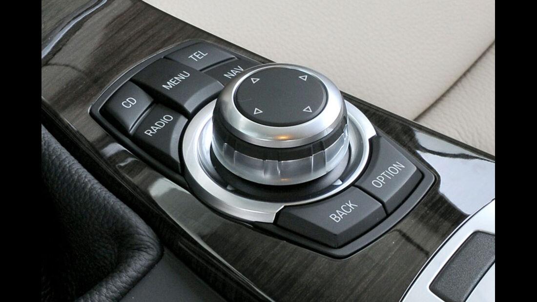 BMW 5er Kaufberatung, i-Drive