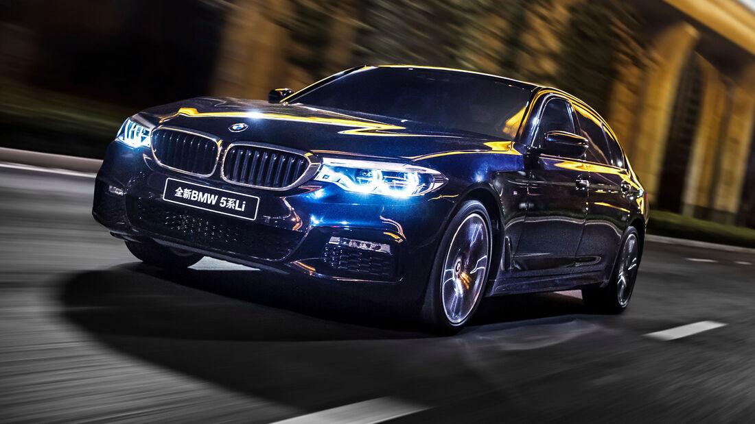 BMW 5er L