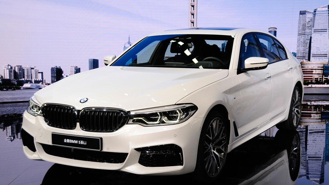 BMW 5er Langversion China