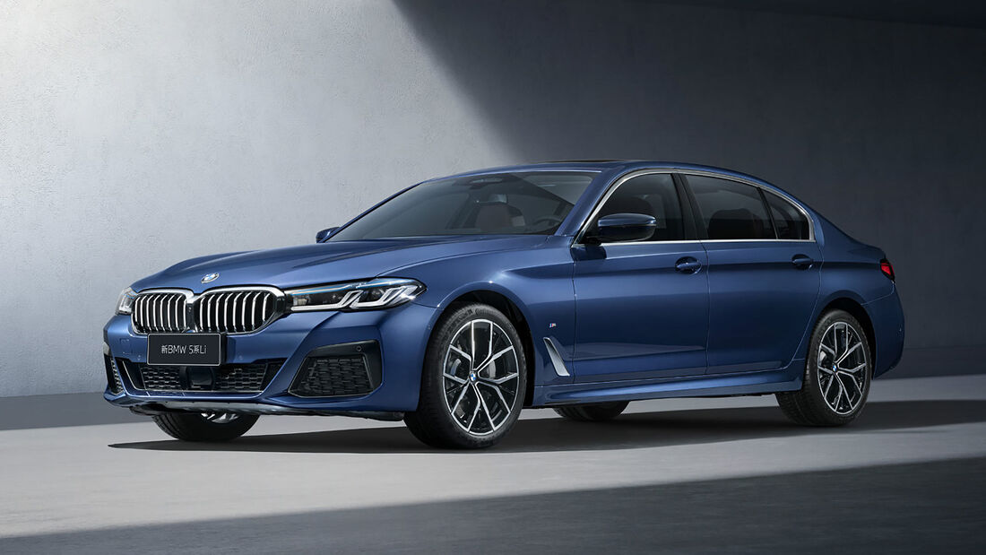 BMW 5er Langversion China 2020