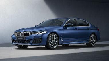 BMW 5er Langversion China 2020