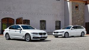BMW 5er Limousine und Touring