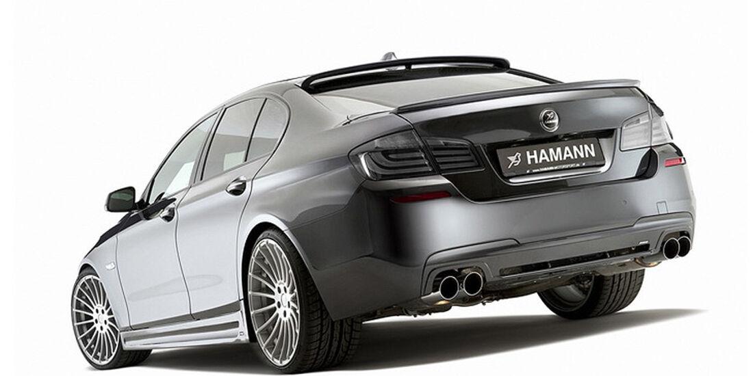 BMW 5er M Sport Paket Genfer Autosalon