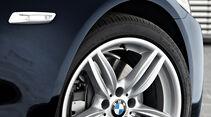BMW 5er M-Sportpaket, Felge