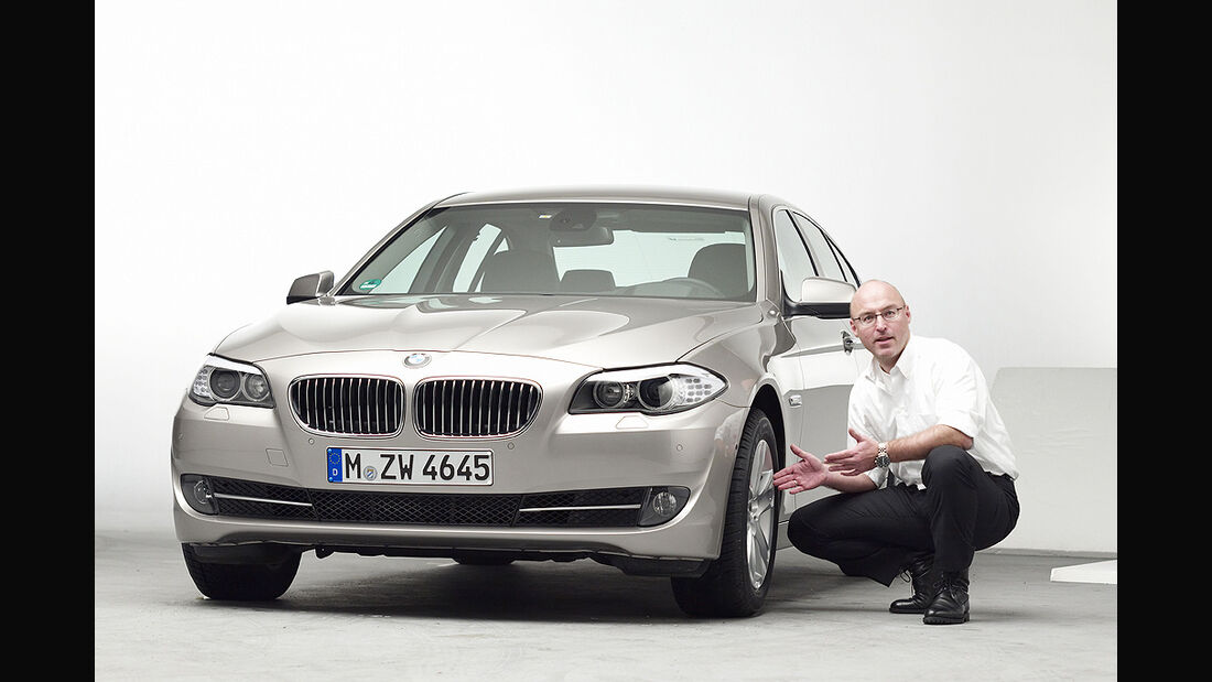 BMW 5er, Ralph Alex