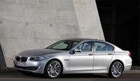BMW 5er Seitenansicht