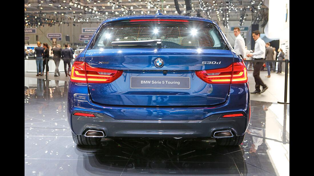 BMW 5er Touring 2017