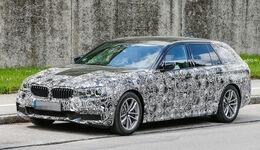 BMW 5er Touring Erlkönig