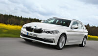 BMW 5er Touring Fahrbericht 2017