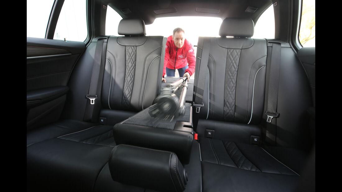 BMW 5er Touring, Interieur