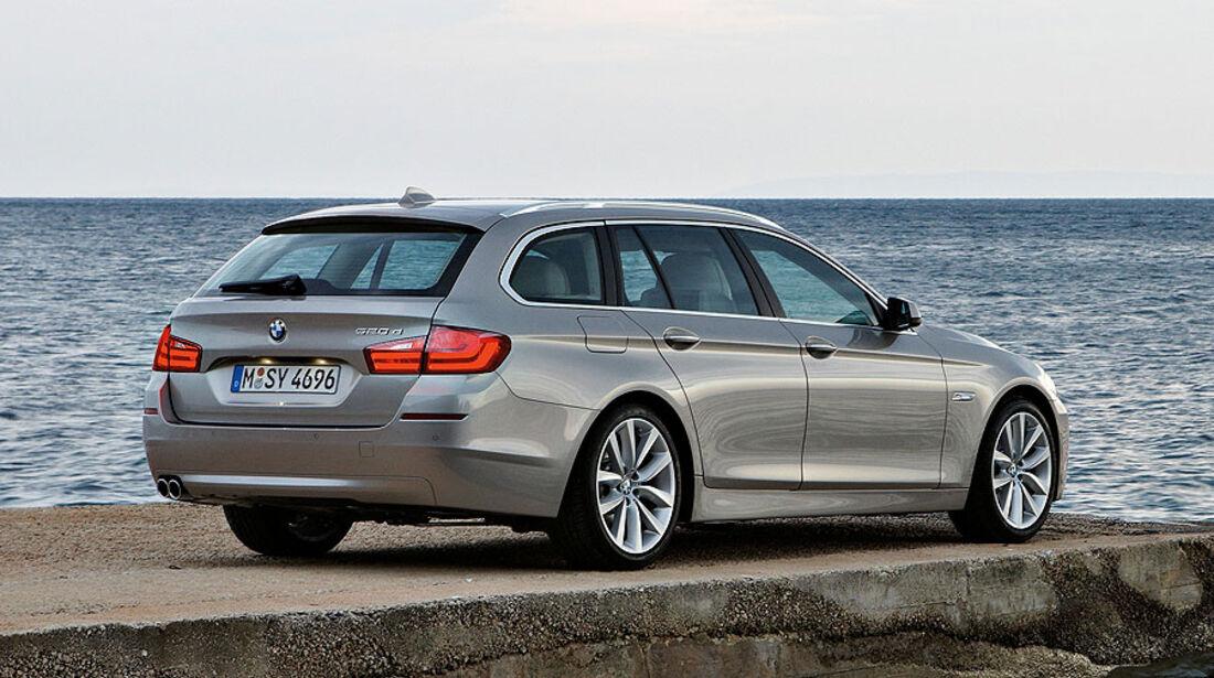 BMW 5er Touring