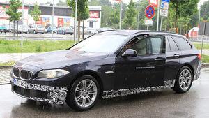 BMW 5er Touring mit M-Paket Erlkönig