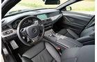 BMW 5er Touring von Hamann, Cockpit