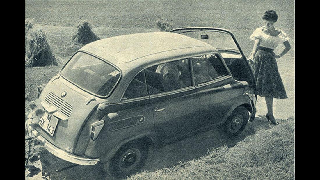 BMW, 600, IAA 1957