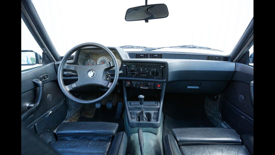 BMW 628 CSi (E24), Cockpit
