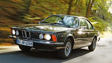 BMW 628 CSi (E24), Frontansicht