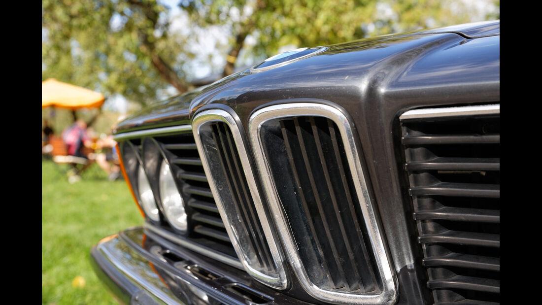 BMW 628 CSi (E24), Niere, Kühlergrill
