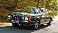 BMW 628 CSi, Frontansicht