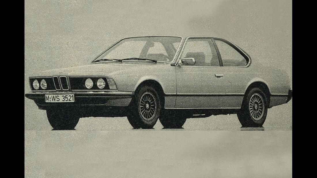 BMW, 628 Csi, IAA 1981