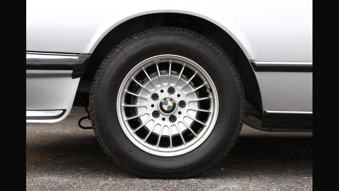 BMW 635 CSI, Typ E24, Baujahr 1981